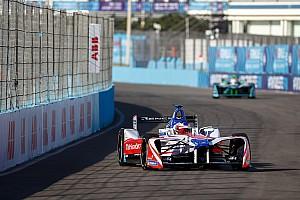 Formula E Yarış raporu Mahindra ikinci sıradaki yerini korudu