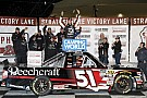 NASCAR Truck Kyle Busch takes 50th NASCAR Truck win at home in Las Vegas