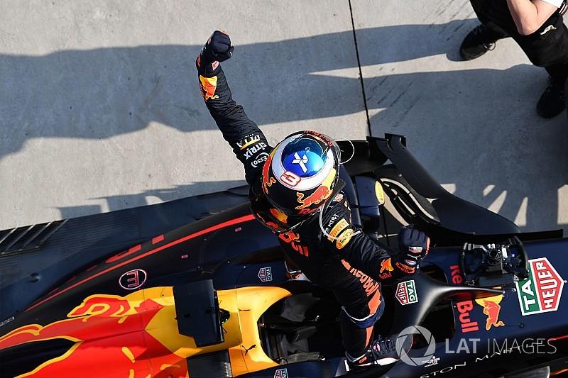 Ricciardo: Ferrari ve Mercedes benimle iletişime geçmedi