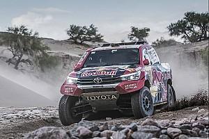 Dakar Tappa Dakar, Auto, Tappa 12: svetta ancora Toyota, ma oggi con Al-Attiyah