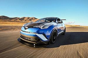 Automotive Noticias de última hora Toyota R-Tuned C-HR, una preparación con más de 600 CV