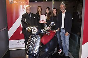 Speciale Ultime notizie La Vespa by Lapo Elkann premio per la Targa Rodolfo Bonetto