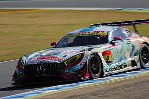 スーパーGT プレスリリース 片岡龍也「嬉しいの一言。余裕がなく、守りながら攻めたレースだった」