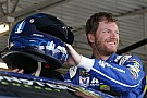 Dale Earnhardt Jr. scores front row start for racing return
