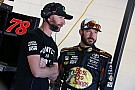 NASCAR Cup Truex doesn't mind pressure of being title favorite: