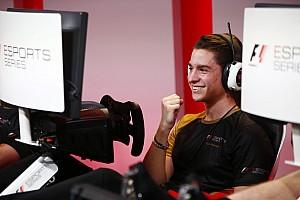 Cem Bölükbaşı Formula 1 eSports elemelerini galibiyetle tamamladı!