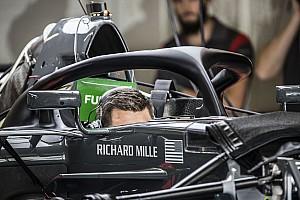 Zwaardere F1-coureurs benadeeld door komst halo