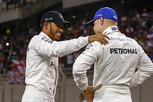 Formel 1 Reaktion Plötzlich schneller als Hamilton: Bottas ergreift letzte Chance