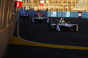 Formula E Antrenman raporu Marakeş ePrix: ilk antrenmanda Di Grassi, ikinci seansta Abt lider