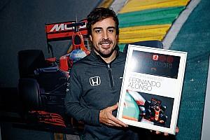Dedican una canción en italiano a Fernando Alonso