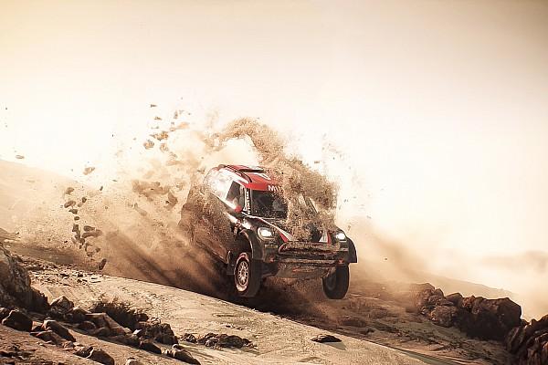 Jeux Video Actualités Le Dakar aura son jeu vidéo officiel!