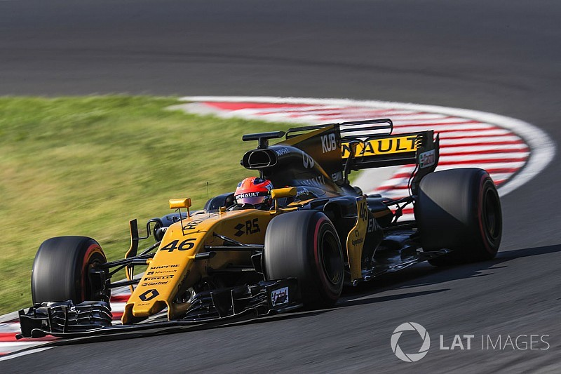 Hungary F1 test: Kubica fourth fastest as Norris challenges Vettel