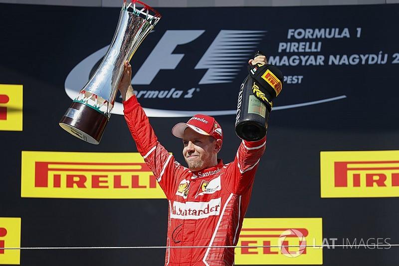【F1】ヘルムート・マルコ「ベッテルはさらに強くなって後半戦を戦う」