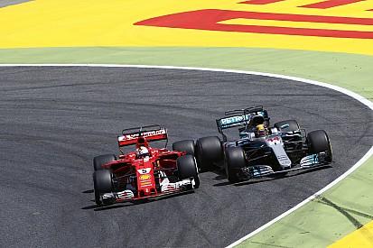 F1 Hamilton vs Vettel, el duelo llegó para quedarse