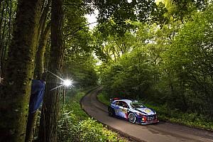 WRC Отчет о тренировке Невилль стал быстрейшим на шейкдауне Ралли Германия