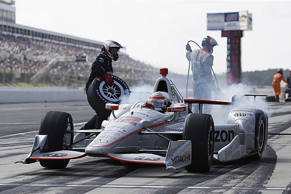"""IndyCar Power: """"You've got to be smart because anything can happen"""""""