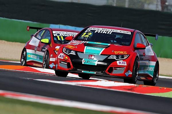 Rikli Motorsport continue avec deux Honda pour Rikli et Schreiber