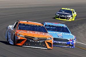 NASCAR Sprint Cup Entrevista Suárez se siente contento con su top 10
