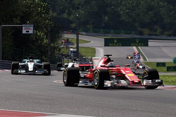Jeux Video Actualités Nouveau trailer pour F1 2017 avec Monaco... de nuit!