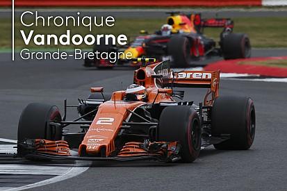Formule 1 Chronique Vandoorne - Pas concerné par la saison des transferts