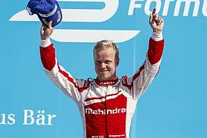 Формула E Репортаж з кваліфікації е-Прі Берліна: Розенквіст здобув другий поул у Формулі E