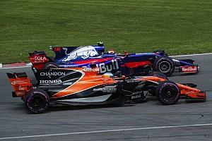 Offiziell: McLaren F1 ab 2018 mit Renault, Toro Rosso mit Honda