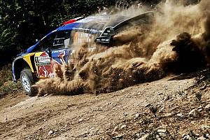 WRC 速報ニュース 【WRC】王者オジェ、テスト中に大クラッシュ喫しマシン大破