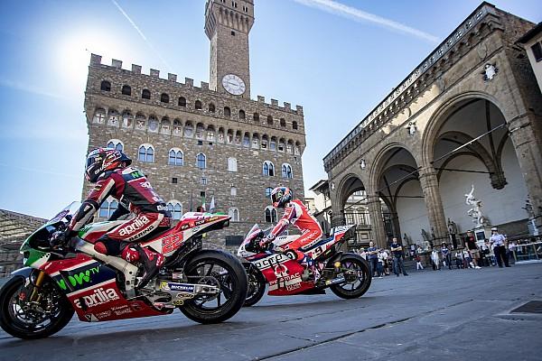 MotoGP Breaking news MotoGP pertimbangkan balapan di tengah kota