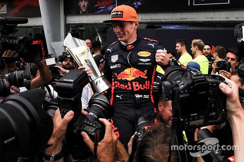 فيرشتابن يتغلّب على هاميلتون محققًا فوزه الثاني في سباق ماليزيا