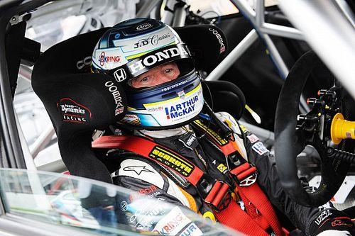 Shedden makes BTCC return in Team Dynamics Honda