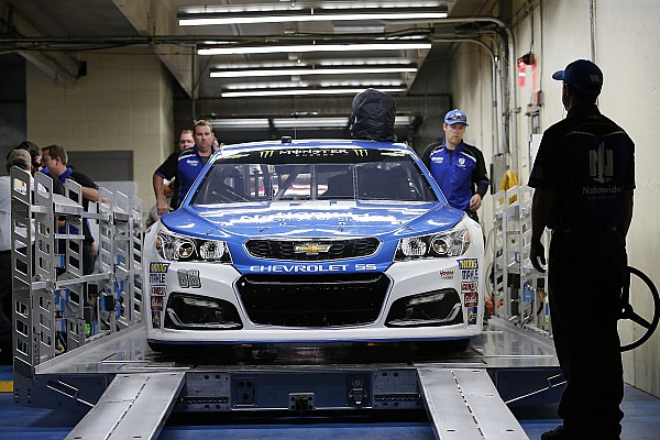 Nearly 20 NASCAR Cup teams to miss practice time at Charlotte