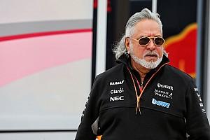 F1 Noticias de última hora Mallya, arrestado por posible lavado de dinero a través de Force India