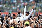 Fotogallery: il GP di Gran Bretagna vinto da Lewis Hamilton
