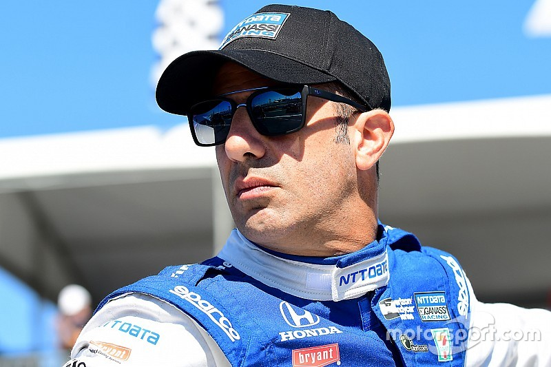 Kanaan's two decades in Indy cars