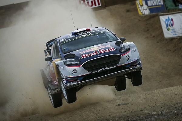 WRC Noticias de última hora Ogier conserva el podio de México después de la investigación de la FIA