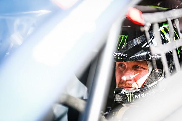 World Rallycross Solberg set for surgery, targets Estering return