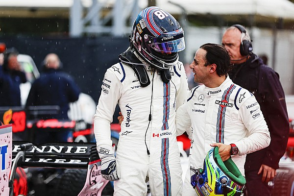 F1 イタリアGP決勝終盤の同門対決。「少し怖かった」とウイリアムズ副代表