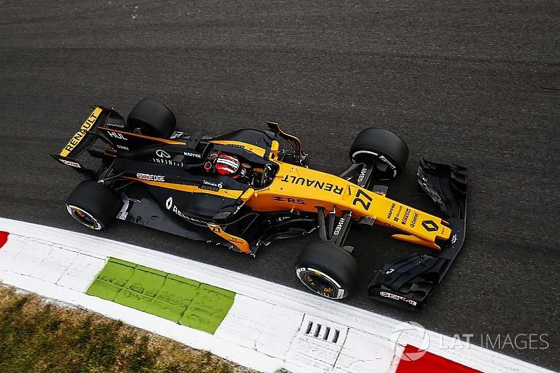 Hülkenberg: Hydraulik macht bei F1 in Monza Ärger, Pace auch