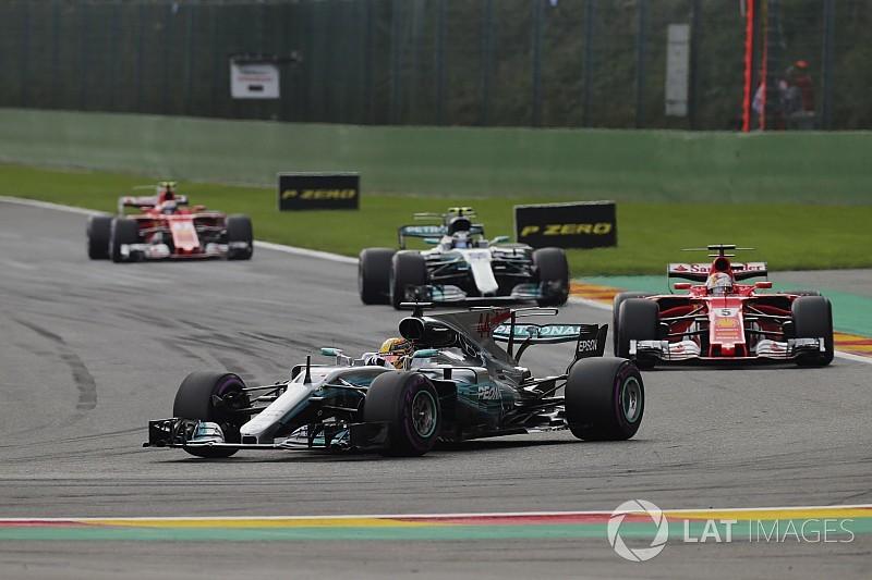 """Mercedes: """"Nekünk is úgy kell fejlődnünk, mint a Ferrarinak"""""""