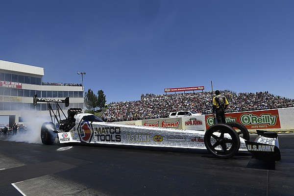 NHRA Brown, C. Force, Butner, Tonglet are provisional qualifiers at NHRA Summernationals