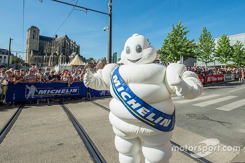 Michelin llega con modificaciones para Brno
