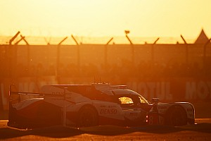Le Mans Race report Le Mans 24h: Toyota's chances take a hit as night falls