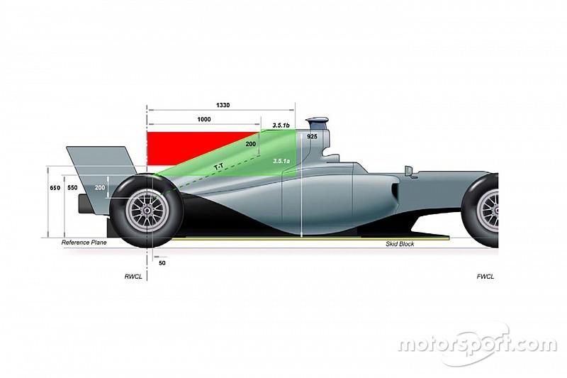 Análise: como a FIA pretende se livrar da asa 'T' na F1