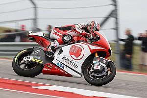 Moto2 速報ニュース 【Moto2】中上貴晶今季2度目の表彰台「モルビデリの独走を止めたい」