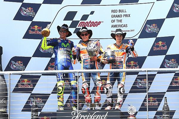 Las notas del Gran Premio de las Américas