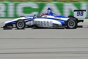 Indy Lights Crónica de Clasificación Pole de Colton Herta en la Serie Indy Lights