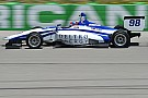 Pole de Colton Herta en la Serie Indy Lights