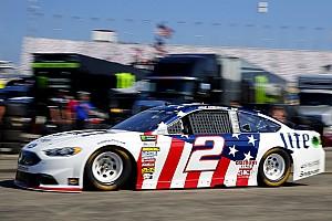 NASCAR Cup Breaking news Keselowski after wreck: