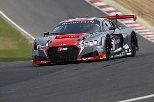 Blancpain Sprint Verslag vrije training BMW en Audi snelste tijdens vrije trainingen Brands Hatch