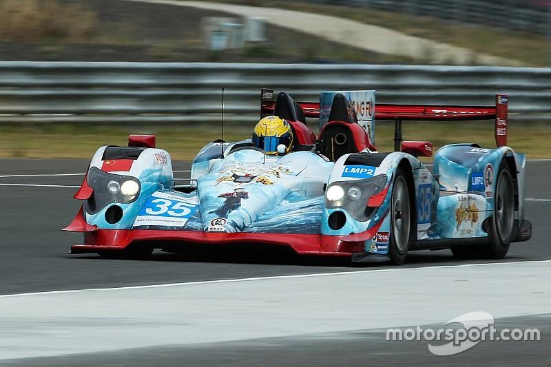 AsLMS Buriram: Ho-Pin Tung antar Jackie Chan DC Racing ke posisi pole